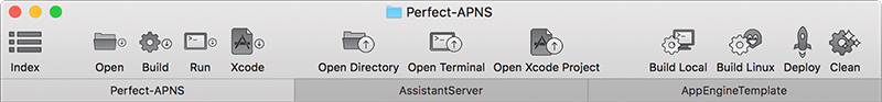 Perfect Assistant toolbar